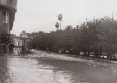 Riada de 1957. Glorieta. Archivo de José Huguet. 2016-Ángel M.
