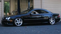 Mercedes-Benz W215 CL55 AMG - I'm looking for one of these. It will be my last car. #Mercedes #Benz #CL55 #AMG #SKlasse #coupe #HotGermanRides