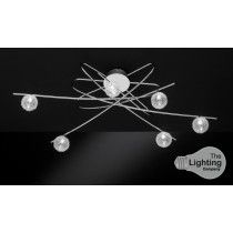 Wofi Lighting - Arc - Ceiling Light - 9306.06.01.0000