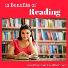 Why should we read? You probably already know some of the benefits, such as education and entertainment, but there are many more.  This is part 1 of a series on why, what, how, and when to read and why and how to build a home library.