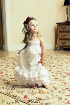 just precious, flower girl