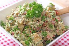 Garlic Roasted Potato Salad (Vegan + Gluten Free) | The Vedge – Vegan & Gluten Free Recipes