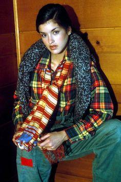Janice Dickinson; 70s Fashion & Style Icons – Ideas for Women (Glamour.com UK)