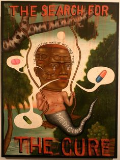 """Fred Stonehouse  """"The search for the cure"""" """"The misunderstood ways of healing…"""
