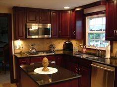 U Shaped Kitchen Designs For Small