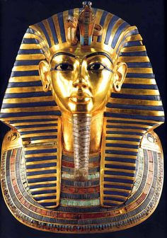 king tut | King Tut Death Mask