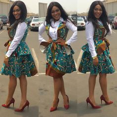African clothing for pc skirt and jacket/ African women cloth for weddings, proms, engagemen African Fashion Ankara, Ghanaian Fashion, Latest African Fashion Dresses, African Dresses For Women, African Print Dresses, African Print Fashion, Africa Fashion, African Attire, African Wear