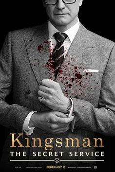 74% ➤ Stylish, subversive, and above all fun, Kingsman: The Secret Service finds director Matthew Vaughn sending up the spy genre with gleeful abandon.