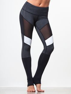 897be42432c Adagio Legging by VIMMIA Lululemon Leggings Mesh