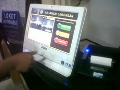 MESIN ANTRIAN STANDART + ANDROID