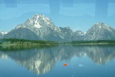 Grand Tetons - Mount Moran is my favorite