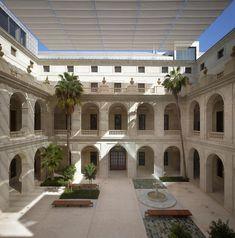 Museo de Málaga / Pardo Tapia Arquitectos