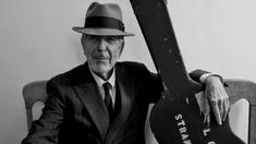 'Hallelujah: Leonard Cohen, A Journey, A Song': First Clip – Deadline Leonard Cohen, Adam Cohen, Telluride Film Festival, Amanda Palmer, Jeff Buckley, Eric Church, Neil Gaiman, Film Review, Portraits