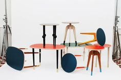 Furniture | Joanna Constantinescu's collection of 10+