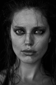 Narcisse Magazine Issue 6 Emily DiDonato by David Roemer - Fashion Editorials