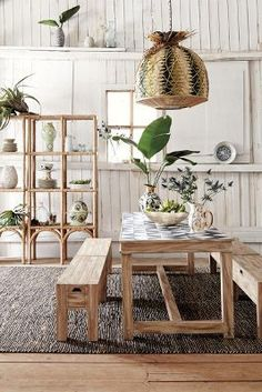 Tracey Boyd Sura Dining Table #anthrofave