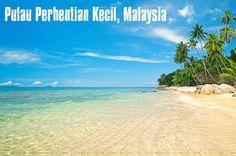 #Swimming destination: Pulau Perhentian Kecil, Malaysia
