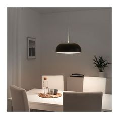 IKEA offers everything from living room furniture to mattresses and bedroom furniture so that you can design your life at home. Check out our furniture and home furnishings! Kitchen Lamps, Kitchen Pendant Lighting, Pendant Lamp, Kitchen Nook, Interior Exterior, Interior Design, Ikea Us, Led Lampe, Home Furnishings