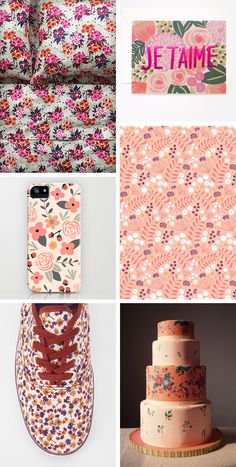 I have a soft spot for floral anything. via Fellow Fellow