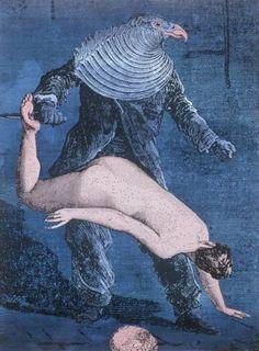 "Así se fundó Carnaby Street: Animalarios (II)  ""Une semaine de bonté"", Max Ernst"