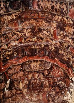 Orcagna, The Inferno of Dante Alighieri