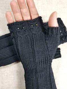 Ehrlich Winter Handschuhe Finger Geschenk Warme Lange Arm Mädchen Stricken Für Frauen Schnee Muster Bekleidung Zubehör