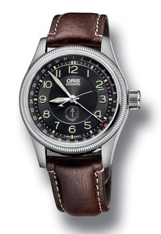 The PA Charles de Gaulle Oris Limited Edition - Luxois Best Watches For Men, Vintage Watches For Men, Luxury Watches For Men, Cool Watches, Gaulle, Sunglasses Women Designer, Limited Edition Watches, Expensive Watches, Elegant Watches