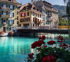 Thun,Switzerland