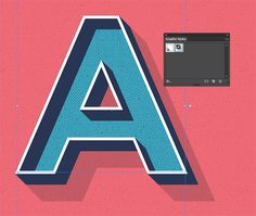 Many of the text effect tutorials I produce for Adobe Illustrator and Adobe Photoshop tend to require the text to be permanently set, which means if the wording needs changing, the effect would have to be created all over again from scratch. In today's tutorial I'm going to cover some useful tricks that incorporate the …