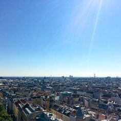 The weather is perfect to get out and enjoy what Vienna has to offer which is EVERYTHING