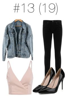 """""""Untitled #303"""" by trendsette on Polyvore featuring AG Adriano Goldschmied"""