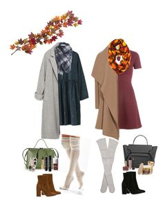 """Fall look"" by audrey-balt ❤ liked on Polyvore featuring T By Alexander Wang, Urban Outfitters, Free People, Gianvito Rossi, Jil Sander, CÉLINE, Harris Wharf London, Dinny Hall, Zara and Ciaté"