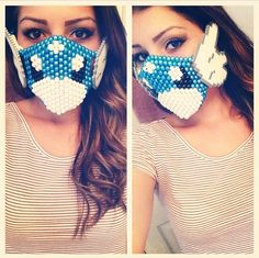 OH MY GOD! Best mask ever
