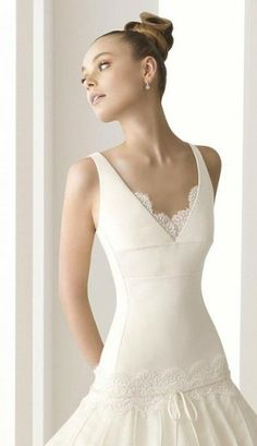 Wedding Dress For Small Bust	 | Fashion Belief