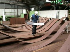The re-saw blades used on the head rig at the old PALCO mill could handle timbers over 20 feet in diameter!