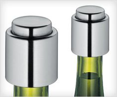 Seal #wine bottle air tight with stylish look sealer item. #seal