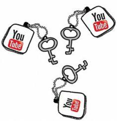 Somen avaimet: YouTube-koulutuksen oma sivu.