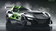 LM Track Fighter 2014 on Behance