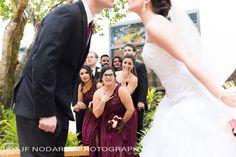 Bridal party, wedding photos ideas  www.jfnodarse.com