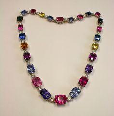Graff Blue Diamond   IMG 2815 22 293x300 Graff Sapphire Necklace A Cornucopia of Color