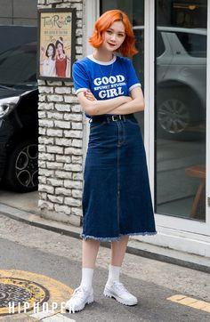 유채림 > Street Fashion | 힙합퍼|거리의 시작 - Now, That's Street
