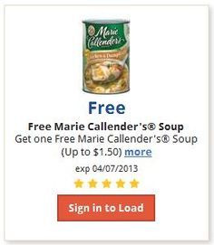 Free Marie Callender's Soup At Kroger & Affiliates! (TODAY ONLY)