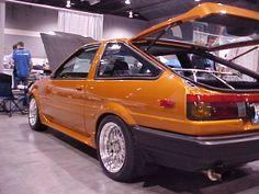 AE86 GT-S Conversion..