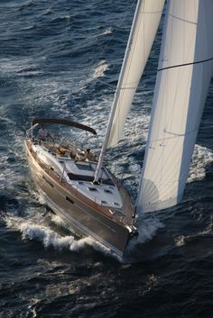 Photos Sailboat Jeanneau 57