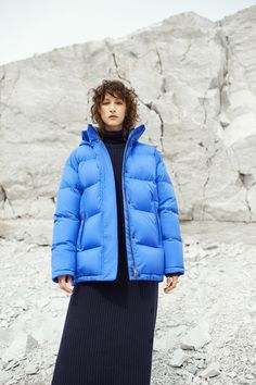 Quartz Co. Down Insulated Winter Jacket Made in Canada Switzerland Hotels, Netflix Documentaries, Cold Weather, Campaign, Winter Jackets, Quartz, How To Make, Shopping, Collection