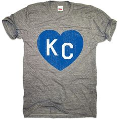 KC HEART | ROYAL BLUE