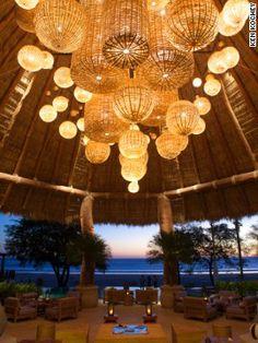 Spectacular Hotel Lobbies Around The World: Mukul Resort & Spa, Nicaragua | CNN Travel - October 28, 2013