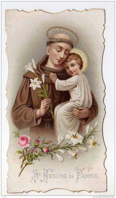 San Antonio de Padua, pray for us!