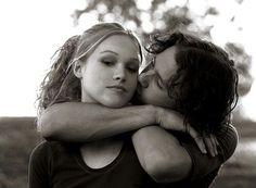 Julia Stiles and Heath Ledger as Kat & Patrick (10 things I hate about you, 1999) - Como continuar pós essa foto? <3