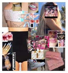 """👑Slayed Like always👑"" by diamonddolll ❤ liked on Polyvore featuring Gucci and Louis Vuitton"